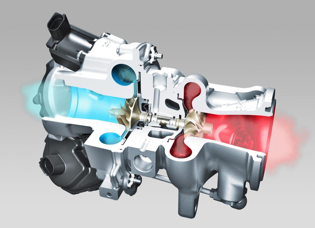 Aşırı Beslemeli Motor - Turboşarj Çalışma Prensibi