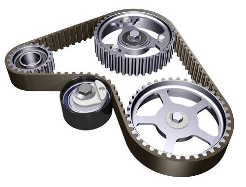 Motor Parçaları ve Görevleri - Motor Triger Kayışı Nedir ve Ne İşe Yarar?