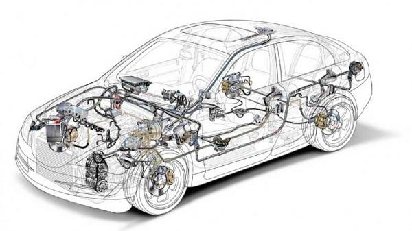 Motor Elektrik Sistemleri ve Parçaları Nelerdir?