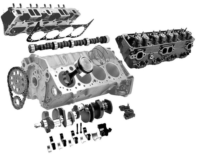 Motor Parçaları ve Görevleri Nelerdir?