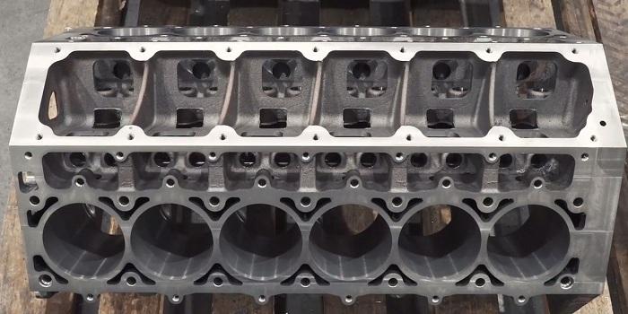Motor Parçaları ve Görevleri -  Motor Bloğu veya Motor Silindir Bloğu Nedir ve Ne İşe Yarar?