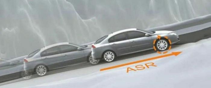 Araç Güvenlik Sistemleri - ASR Nedir?