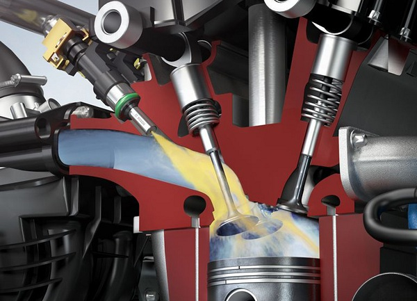 Motor Yakıt Sistemi - Benzinli Motorlarda Enjeksiyon Sistemi