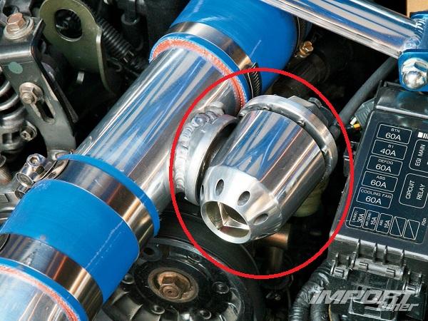 Turboşarj ve Süperşarj Sistemler - Blow off Nedir ve Blow off Ne İşe Yarar?