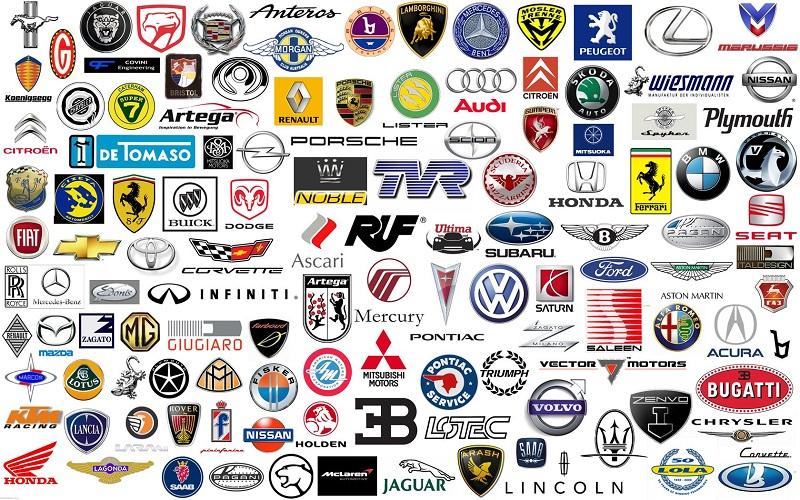 Araba Markaları - Hangi Otomobil Markası Hangi Ülkenin