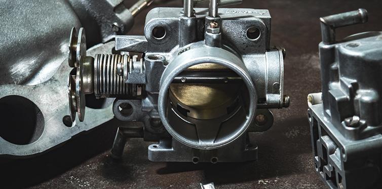 Gaz Kelebeği ve Rolanti Motoru Nedir ve Nasıl Çalışır?