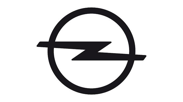 Opel'in 2017 sonrası kullandığı amblem