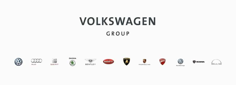 What are VAG Group Brands?